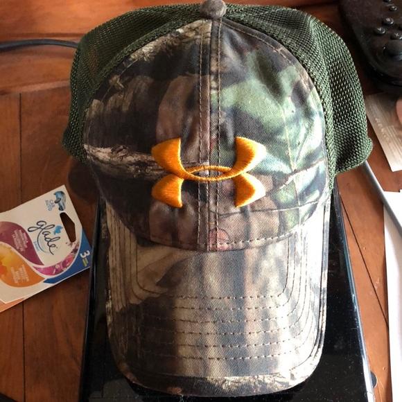 32212c08510 ... Under Armour Hunt Hat. M 5b48f0a76a0bb71c82a6ded0